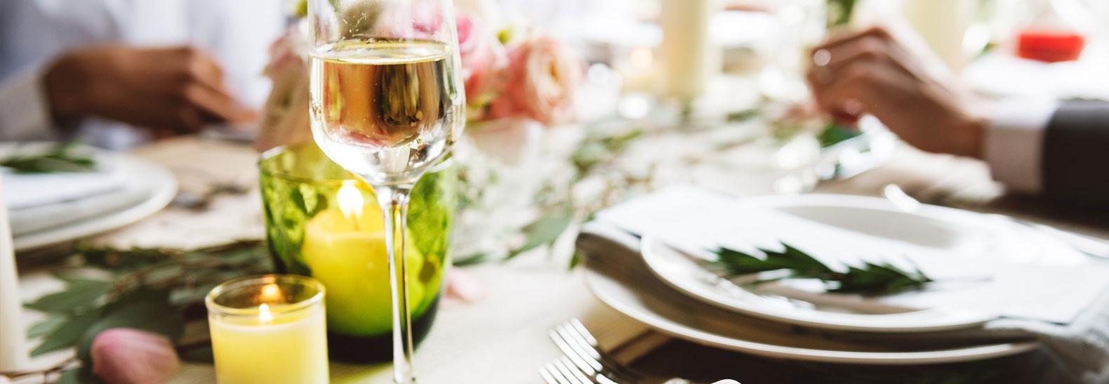 come disporre i tavoli al proprio matrimonio