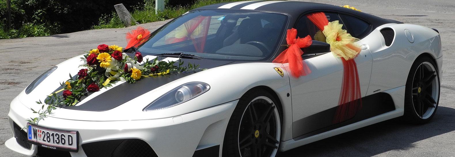 Matrimonio In Ferrari : Quale auto prendere per il proprio matrimonio guida