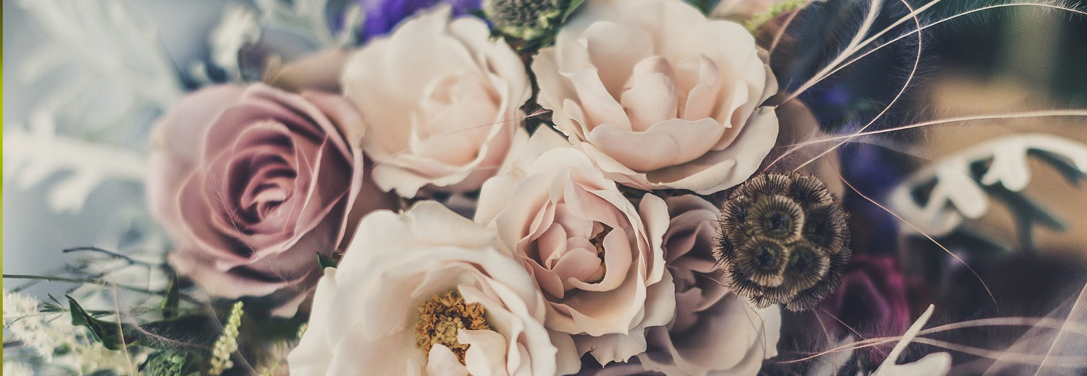 Floral ideas for your wedding