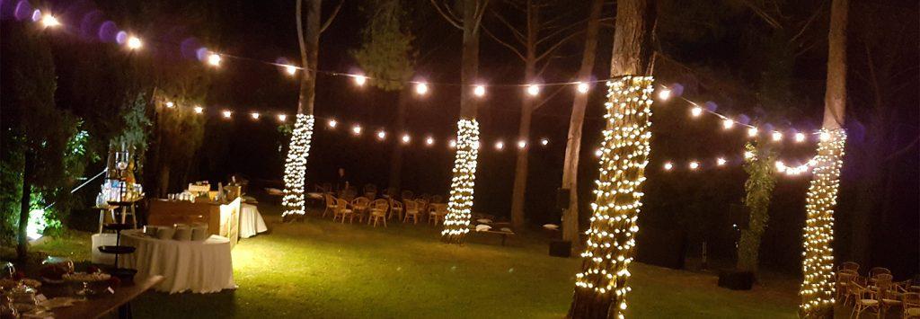 come organizzare un matrimonio nel bosco in toscana