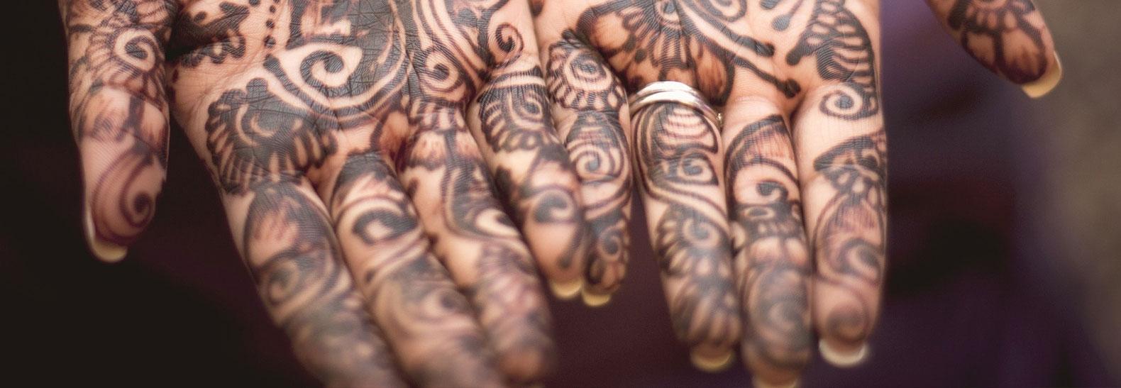 Sposarsi con uno stile... henné!