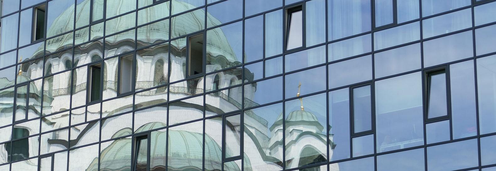 Belgrado riesce a fondere il passato col futuro