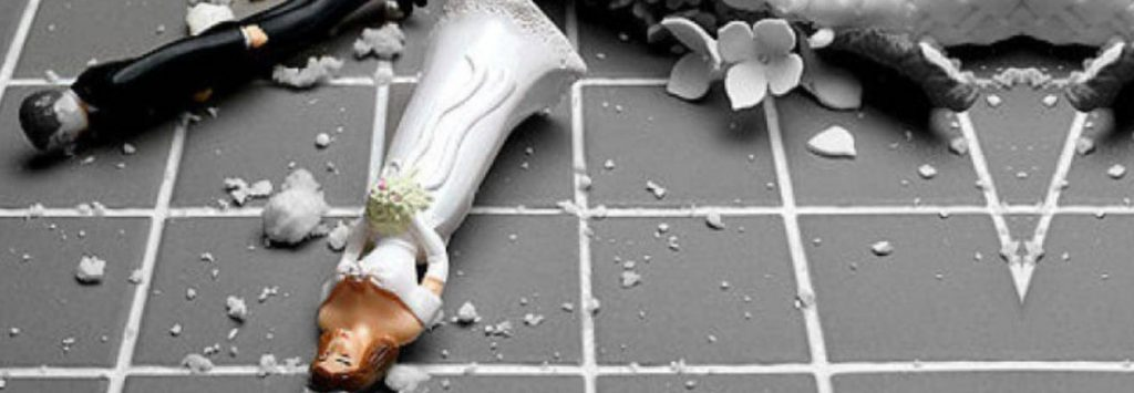 come evitare un matrimonio da incubo
