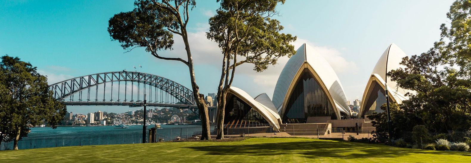Sydney e la sua Opera House