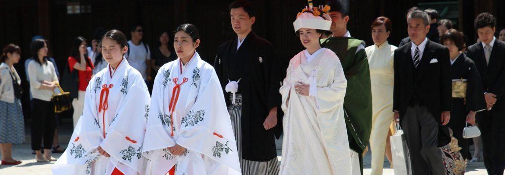 come organizzare un matrimonio giapponese